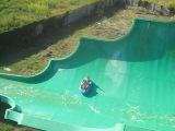 Бердянский аквапарк! Улет!